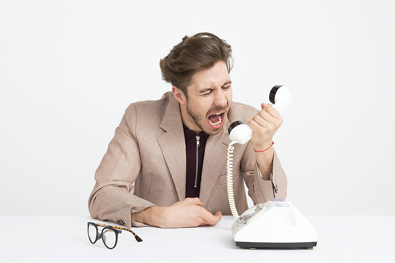 Sering merasa cranky bisa jadi adalah tanda-tanda seseorang sedang stress